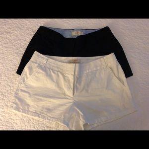 J Crew Shorts~ Chino Broken-In style